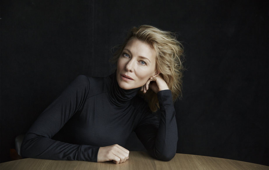 Cate Blanchett, Présidente du Jury 2018 © Steven Chee