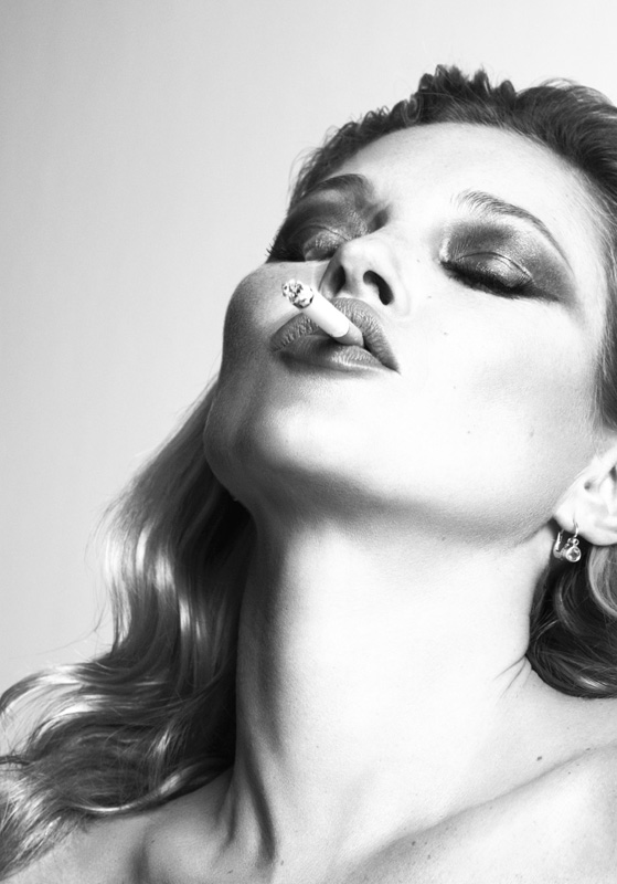 Kate Moss Love Magazine London, 2009 © 2017 Mert Alas & Marcus Piggott