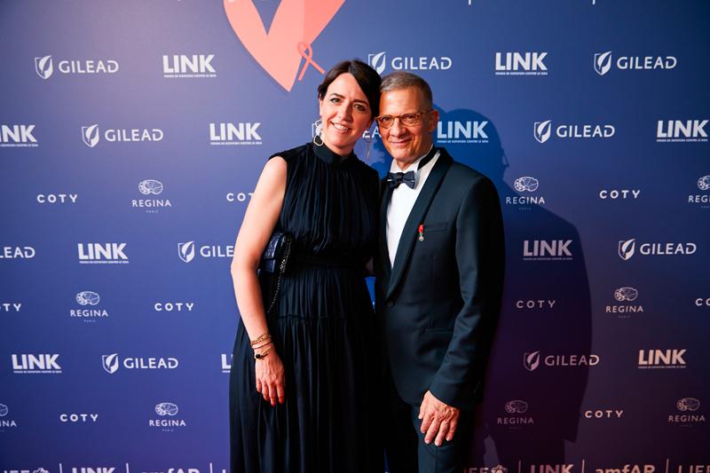 Celine Rancoule et Michel Simon
