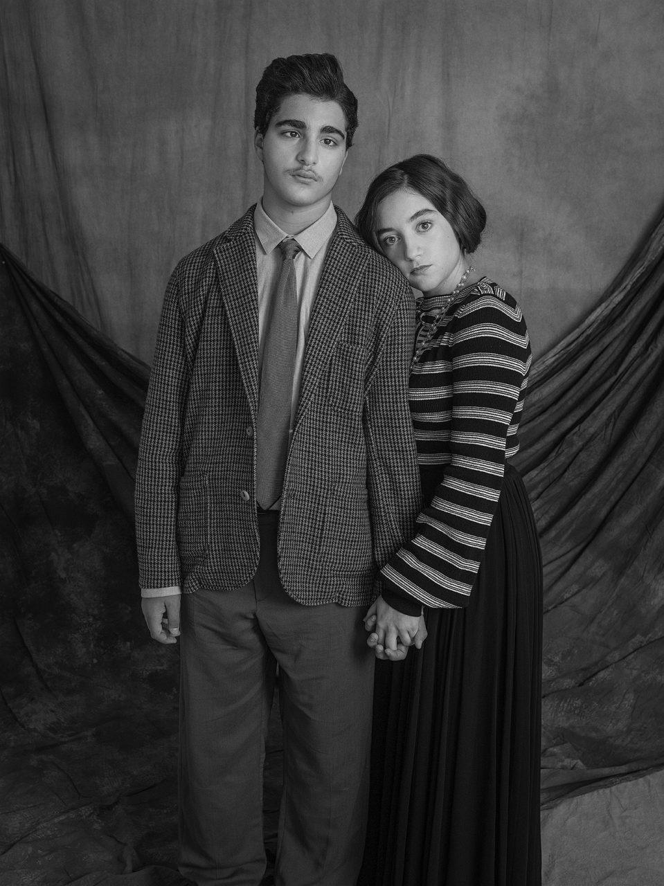 © Lukas Dhont Bendico Productions pour l'Académie des César et Chanel 2020