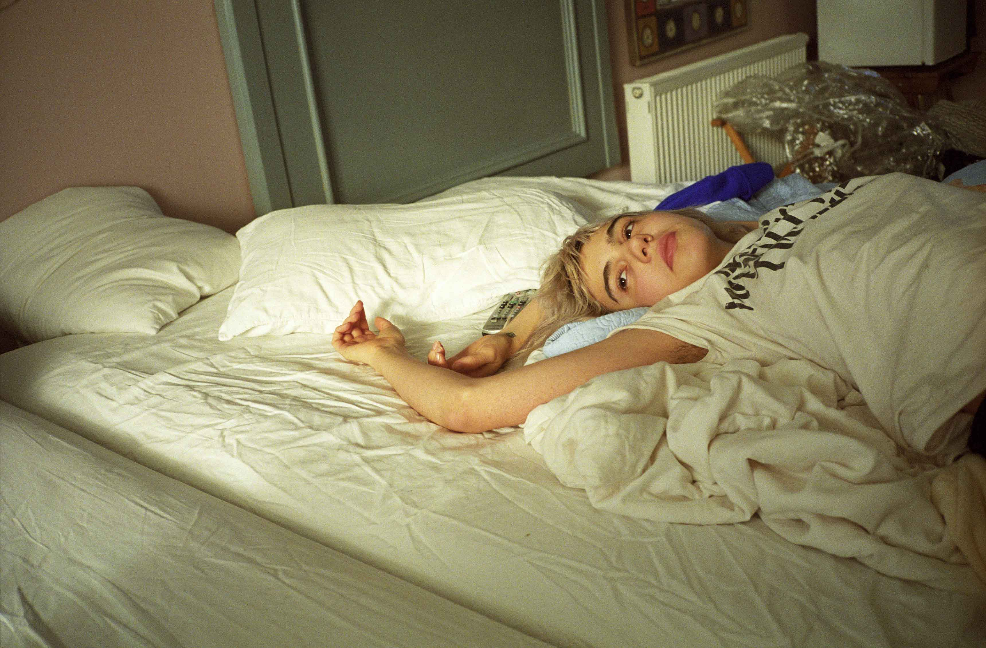 Julia Hotel Bed, 2017 Courtesy galerie du jour agnès b. © Chad Moore 2017