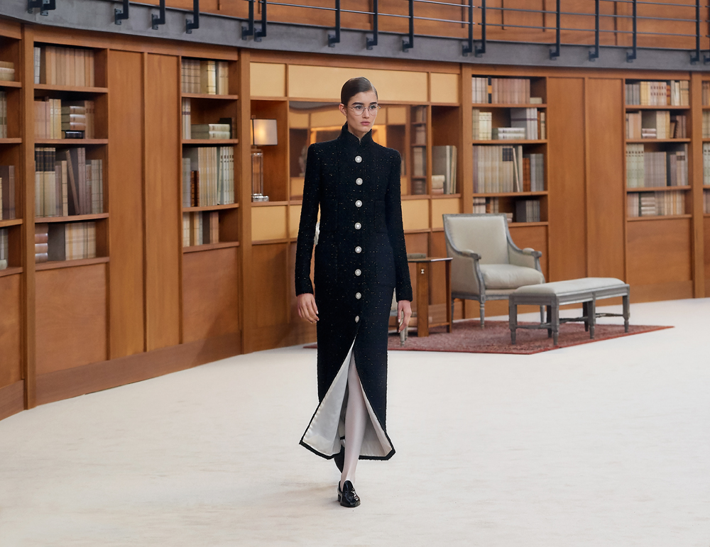 Chanel Couture Fall Winter 2019 2020 Fashion Show Numero Com Magazine Numero