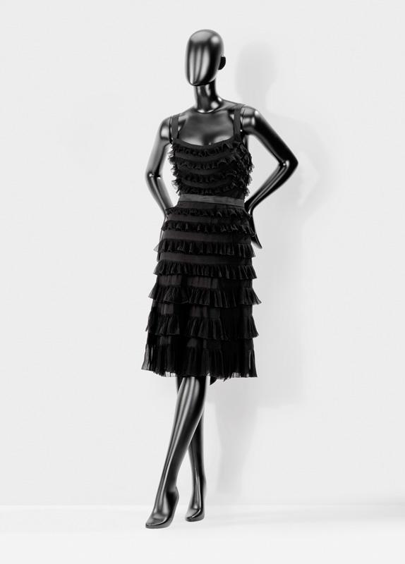 Robe  Chanel 1960