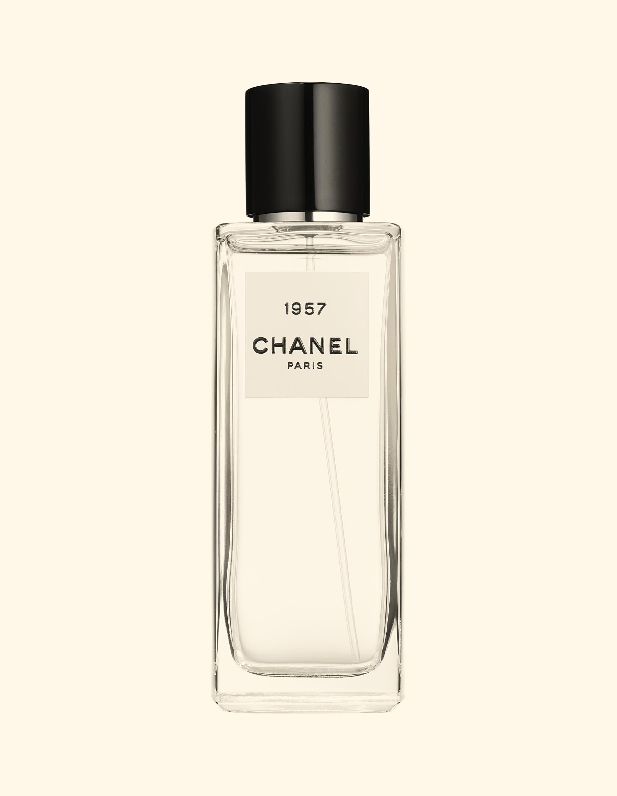"""""""1957"""", eau de parfum, collection Les Exclusifs, CHANEL."""