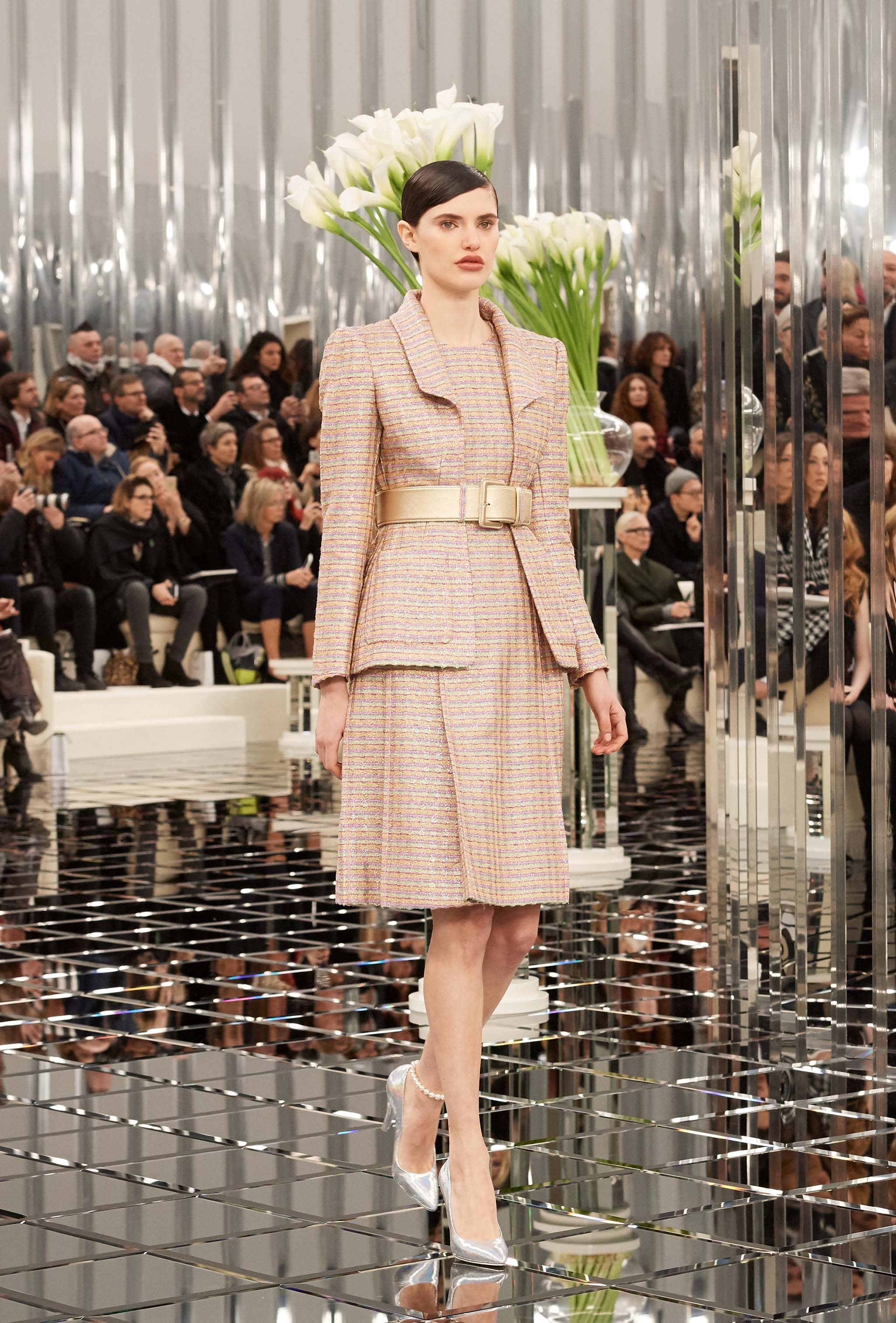 Chanel Haute Couture Spring Summer 2017 Runway Show