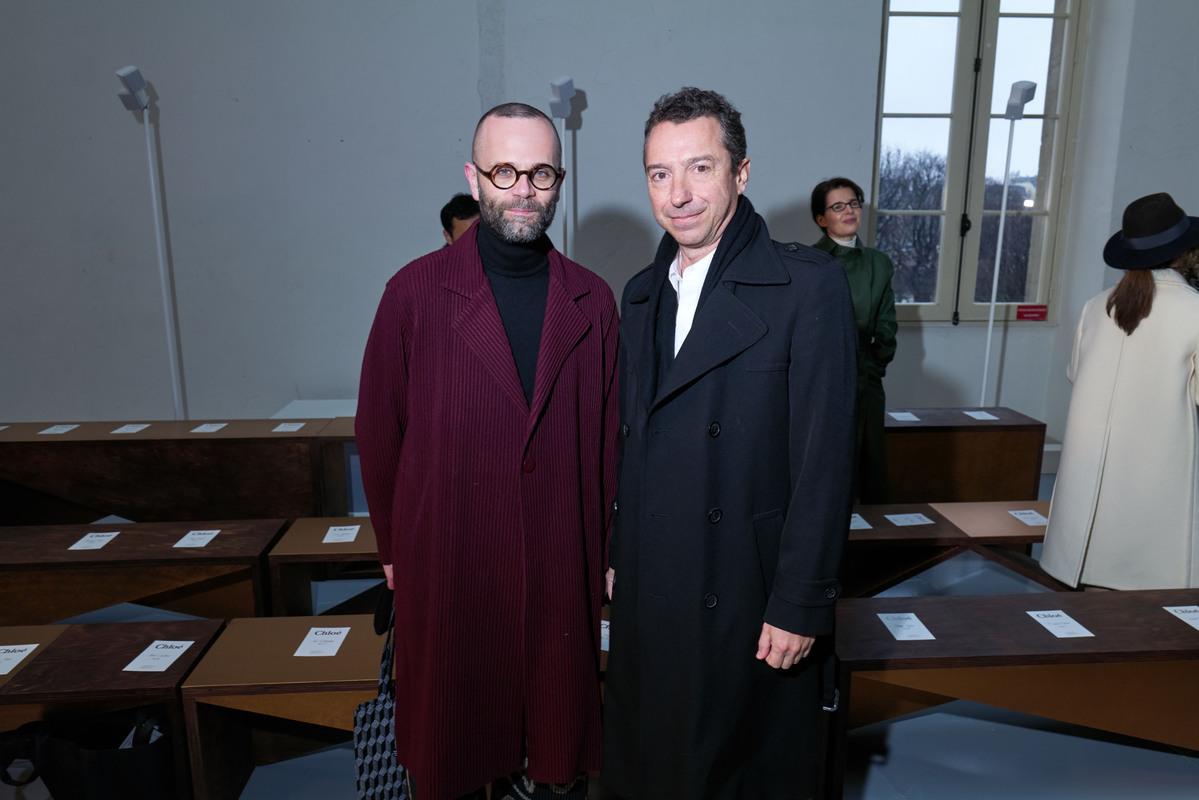 Angelo Flaccavento et Riccardo Bellini