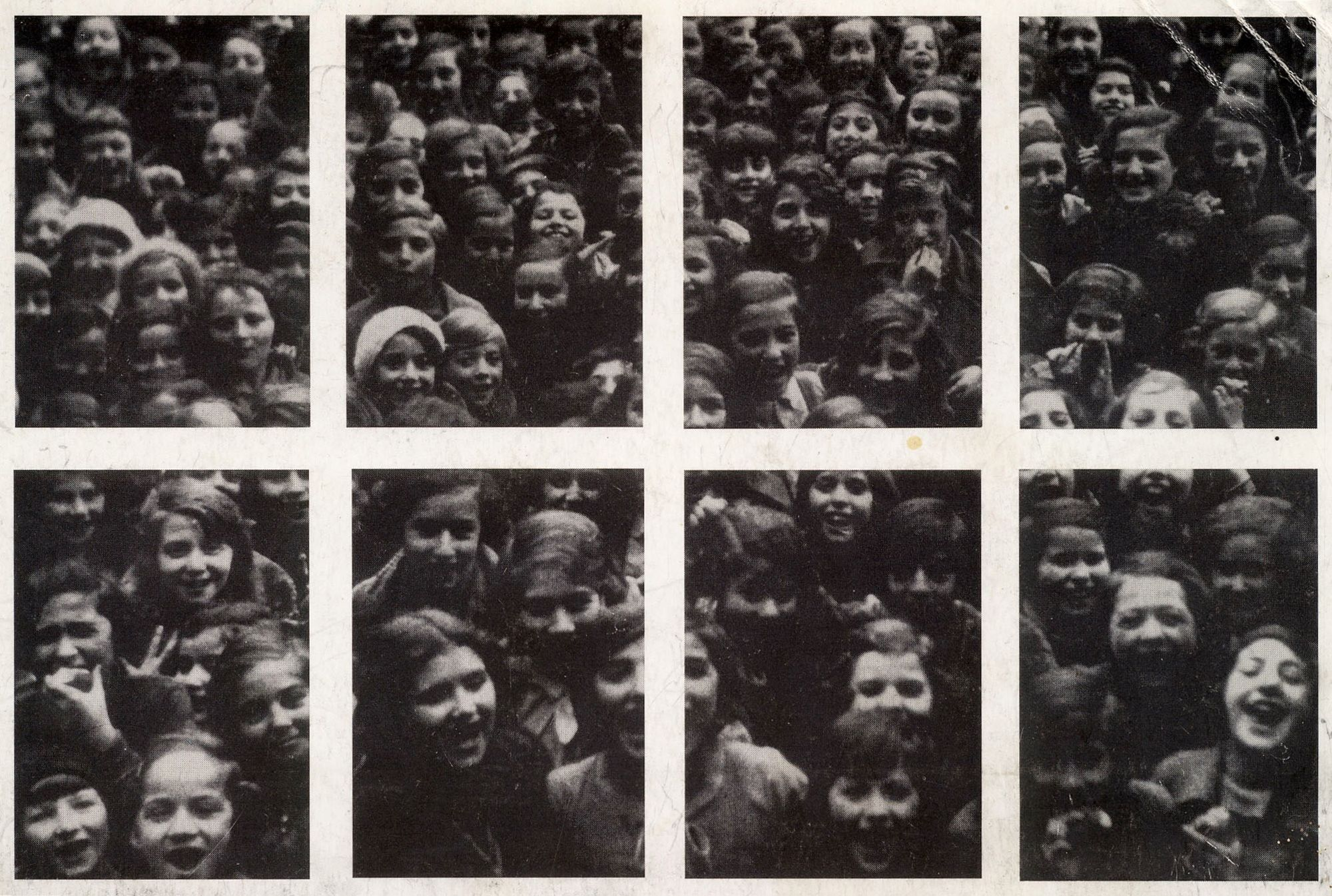Lot 12 Christian Boltanski, The School of the Grosse Hamburgerstrasse, Berlin 1939 – Ticket price: 1.000 €