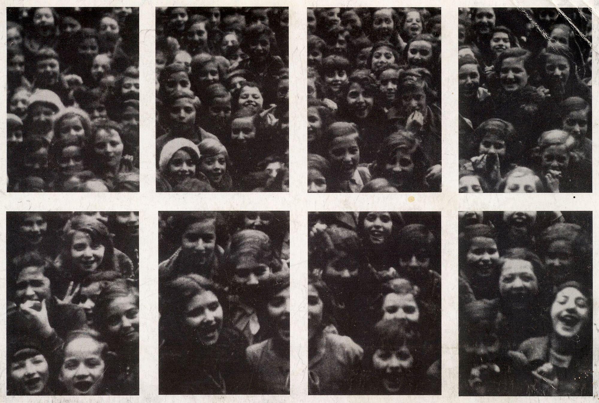 Lot 12 Christian Boltanski, The School of the Grosse Hamburgerstrasse, Berlin 1939 – Ticket price: 1.000 €