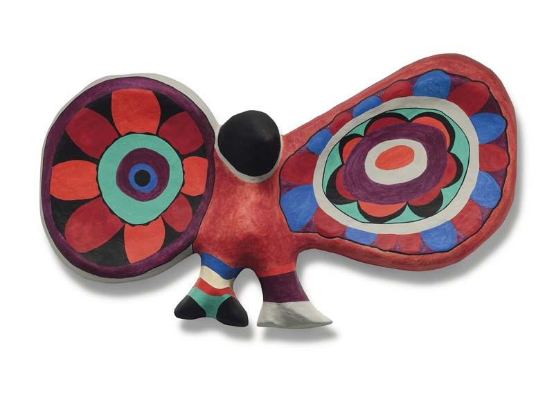 """Oiseau"", Niki de Saint Phalle"