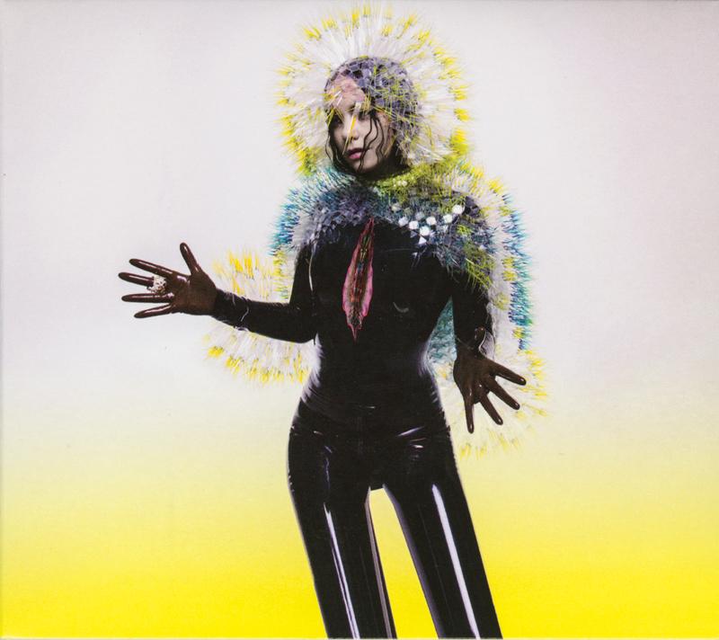 Björk, Vulnicura Vinyle, direction artistique et design : M/M (Paris), 2015.