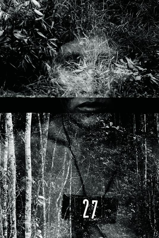 MARCADOS, 1981-1984. Aracá, Amazonas/Surucucus, Roraima, 1983.
