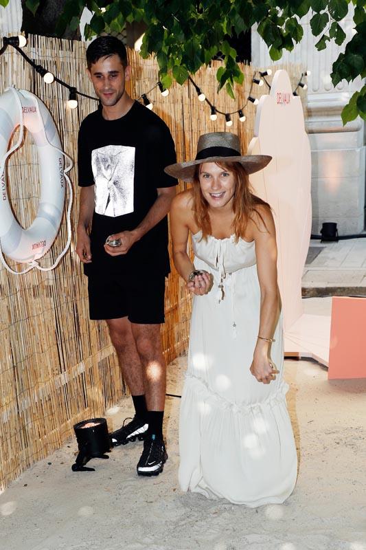 Yohan Bos et Ana Girardot
