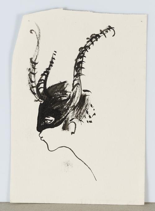 Yves Saint Laurent - Sans Titre © Fabrice Gousset