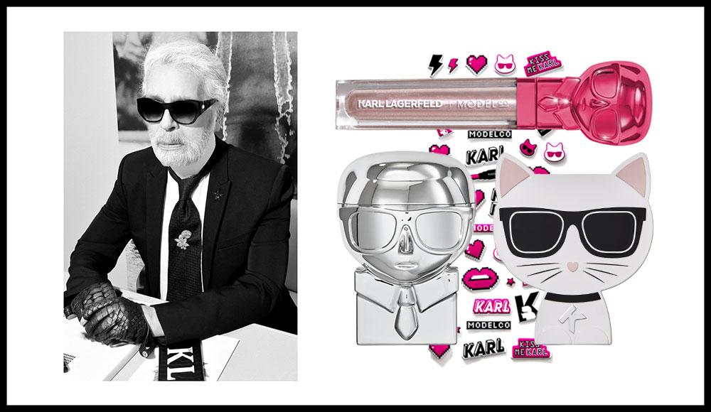 Karl Lagerfeld by Stéphane Feugère 2018©