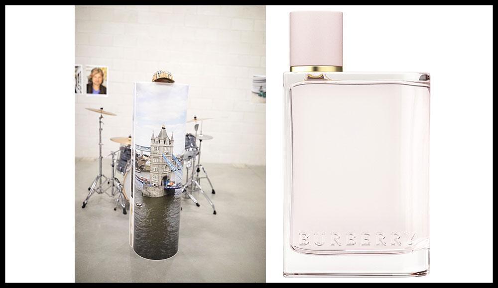 Quelle Est Légérie Du Nouveau Parfum Féminin Burberry Lancé Aujourd
