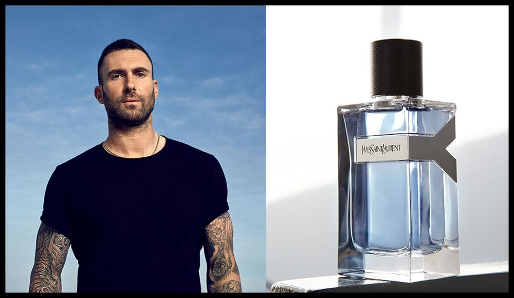 La Nouvelle Adam Yves Levine Est Parfum De Saint Laurent Égérie Du Y u351JclKFT