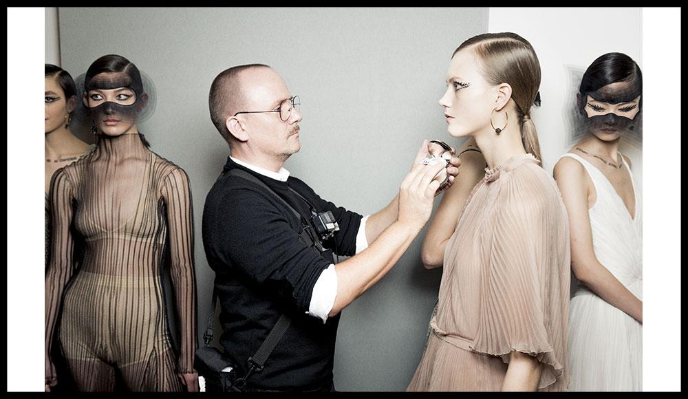 Vincent Lappartient pour Christian Dior Parfums.