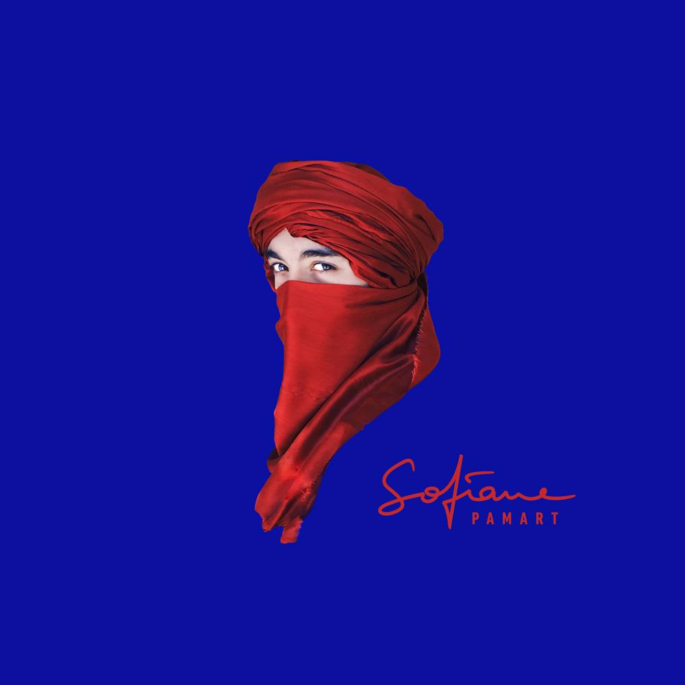 """La jaquette de l'album """"Planet"""" de Sofiane Pamart"""