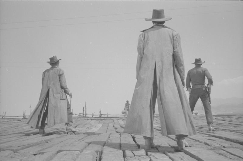 Il était une fois dans l'Ouest de Sergio Leone, 1968 © Fondazione Cineteca di Bologna / Fondo Angelo Novi