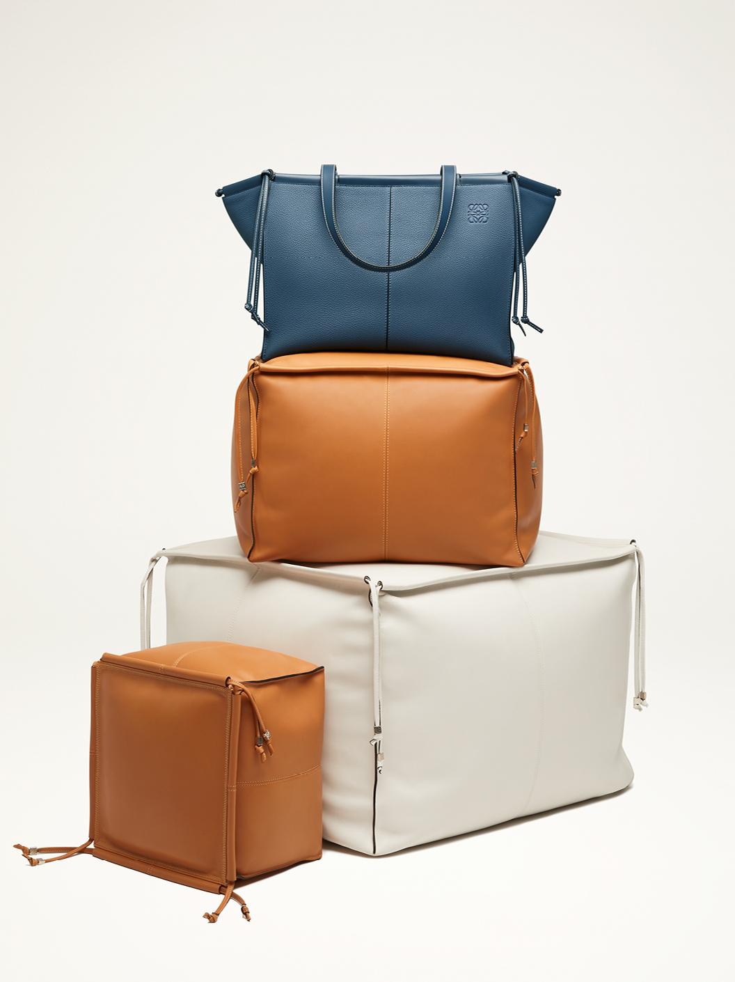 """Les modèles """"Cushion Bag"""""""