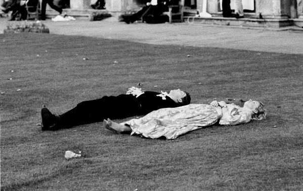 Dafydd Jones, Magdalen Commemoration Ball, Oxford, 1988 © Dafydd Jones
