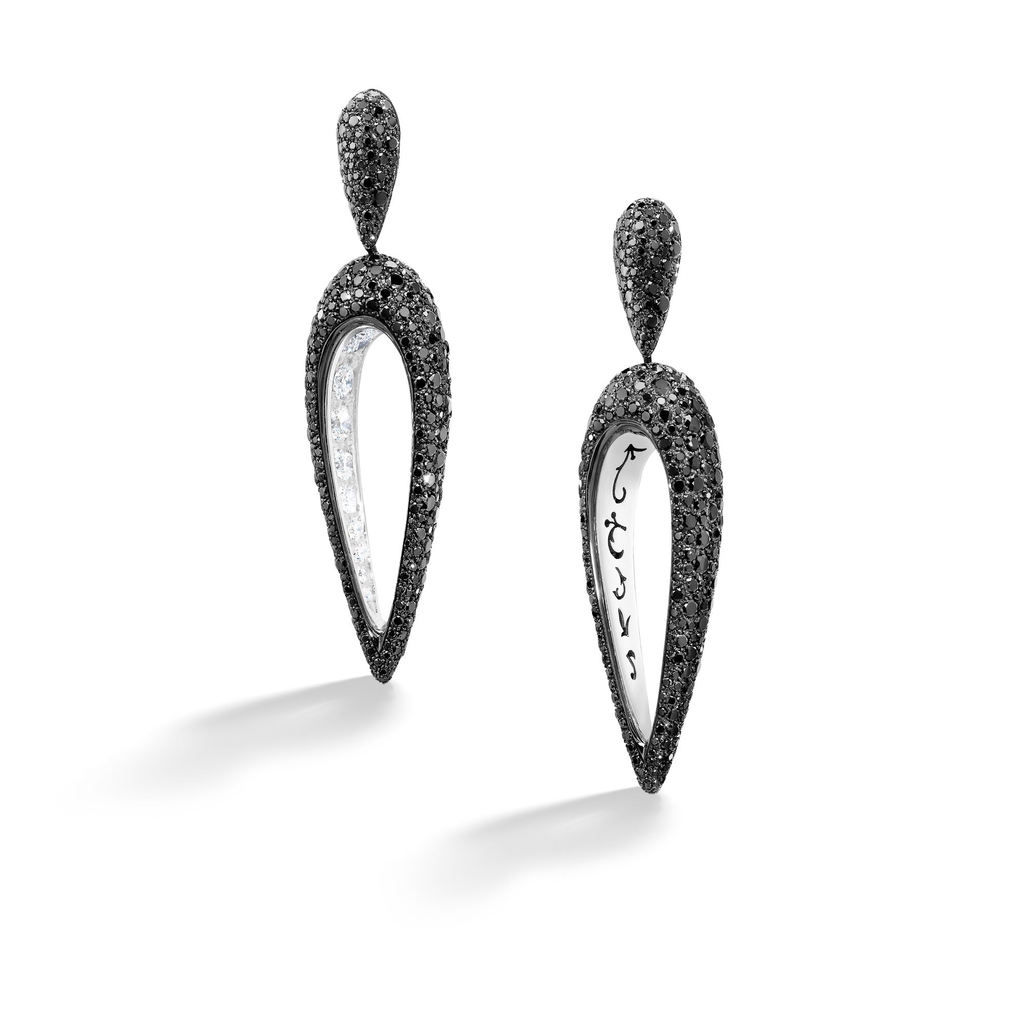 Lot 5 De Grisogono earings – Estimate: 40,000 - 60,000 € Courtesy of De Grisogono