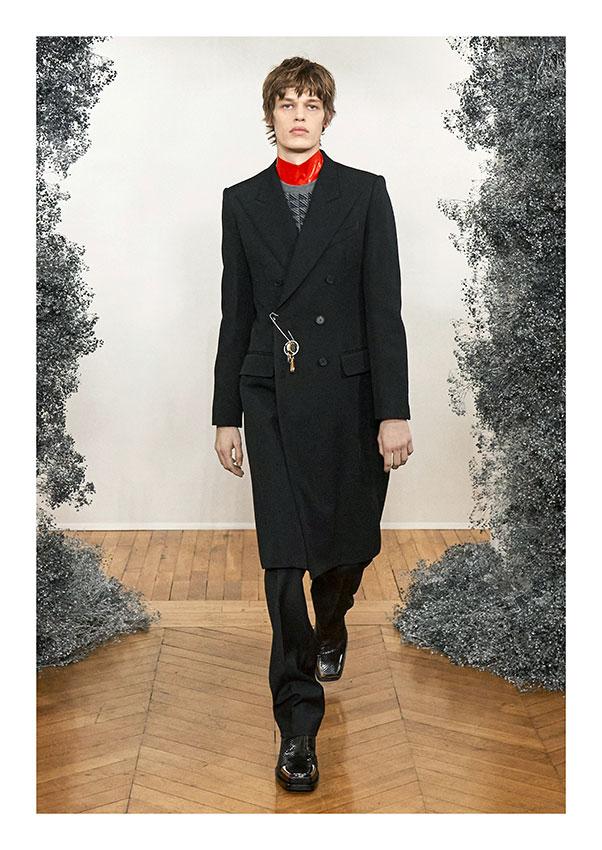 Le défilé Givenchy homme automne hiver 2020 2021