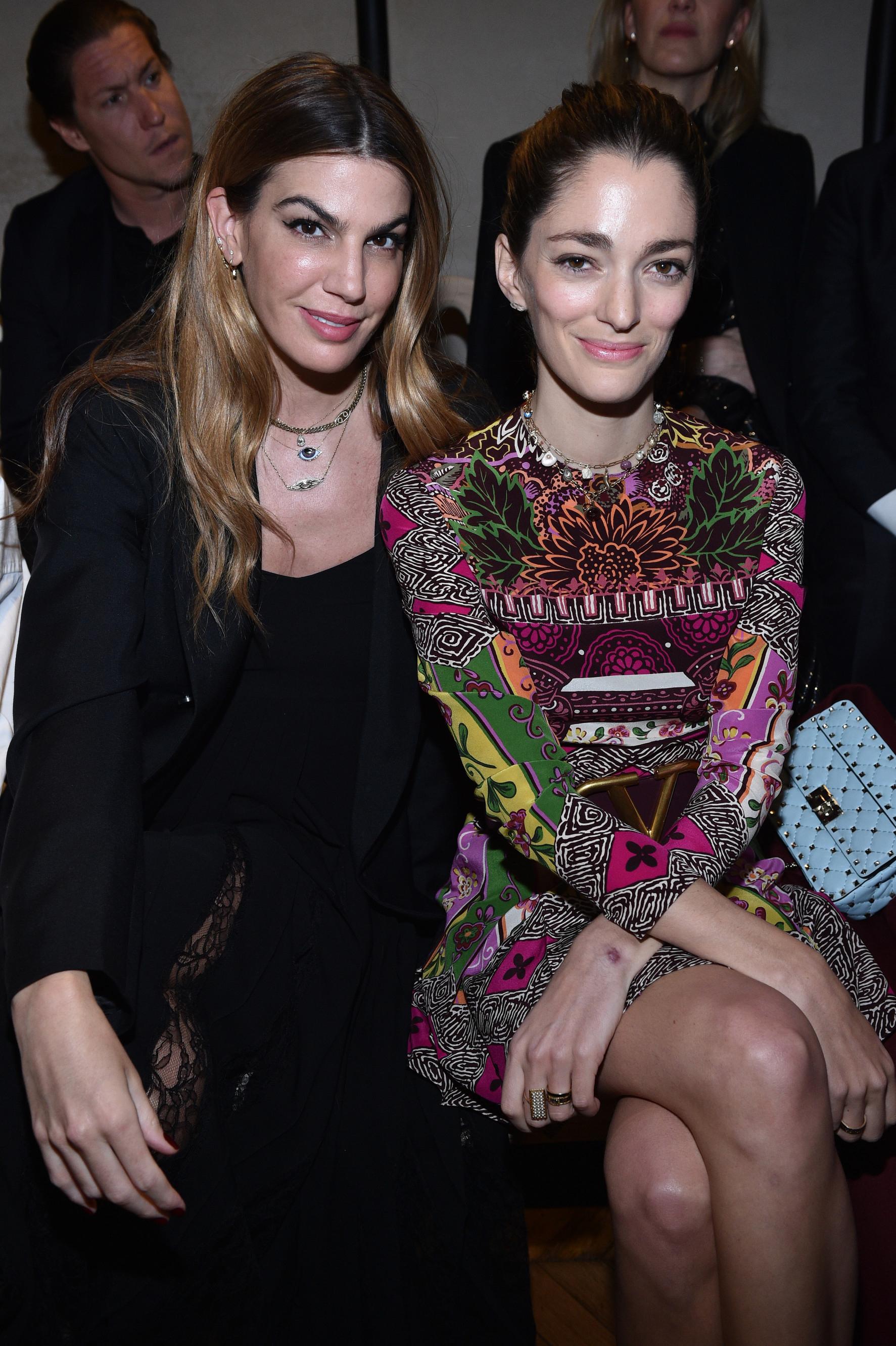 Bianca Brandolini D'Abba et Sofia Sanchez De Betak