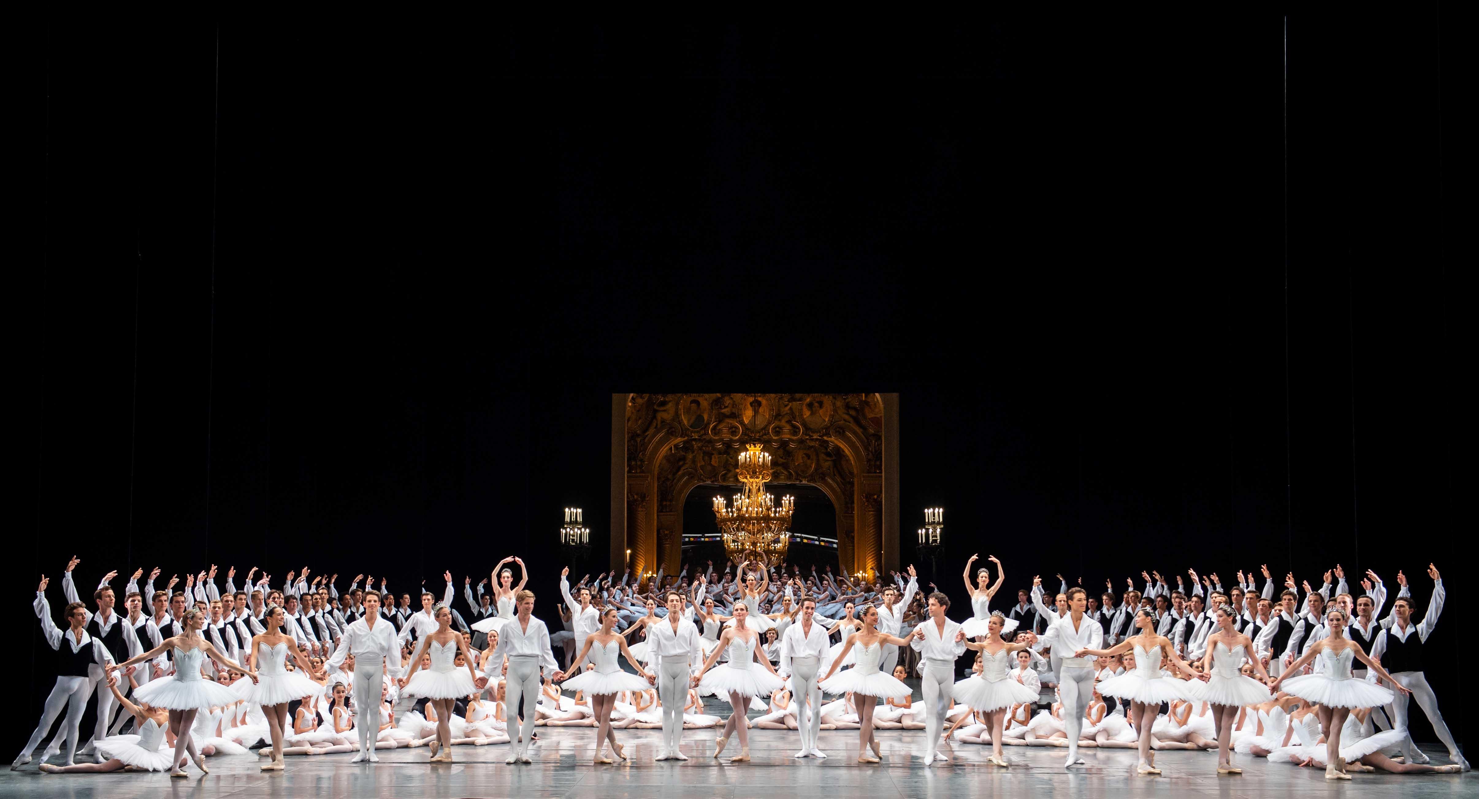 Défilé du Ballet de l'Opéra