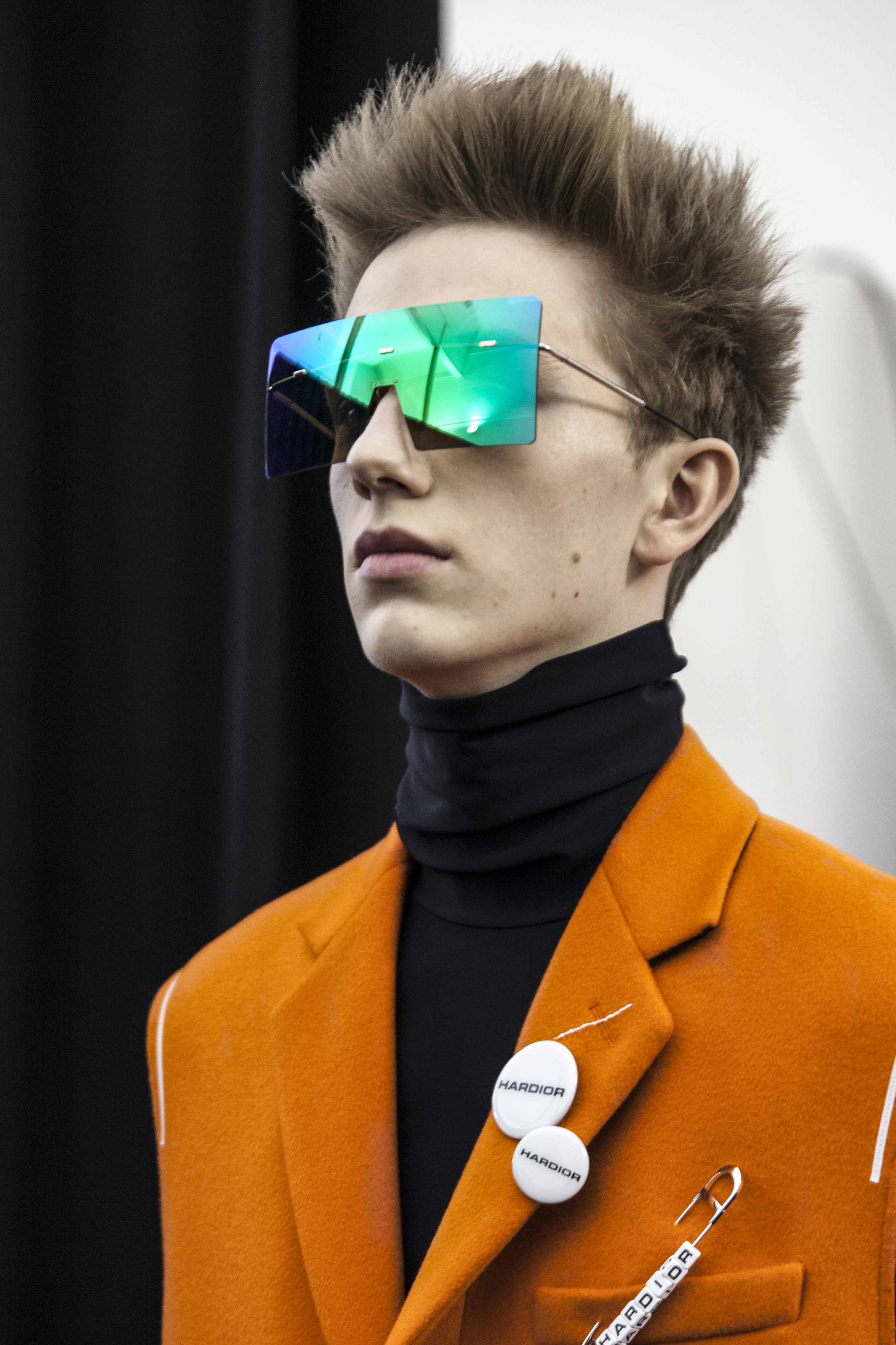 Backstage : le défilé Dior Homme automne-hiver 2017 vu par ...