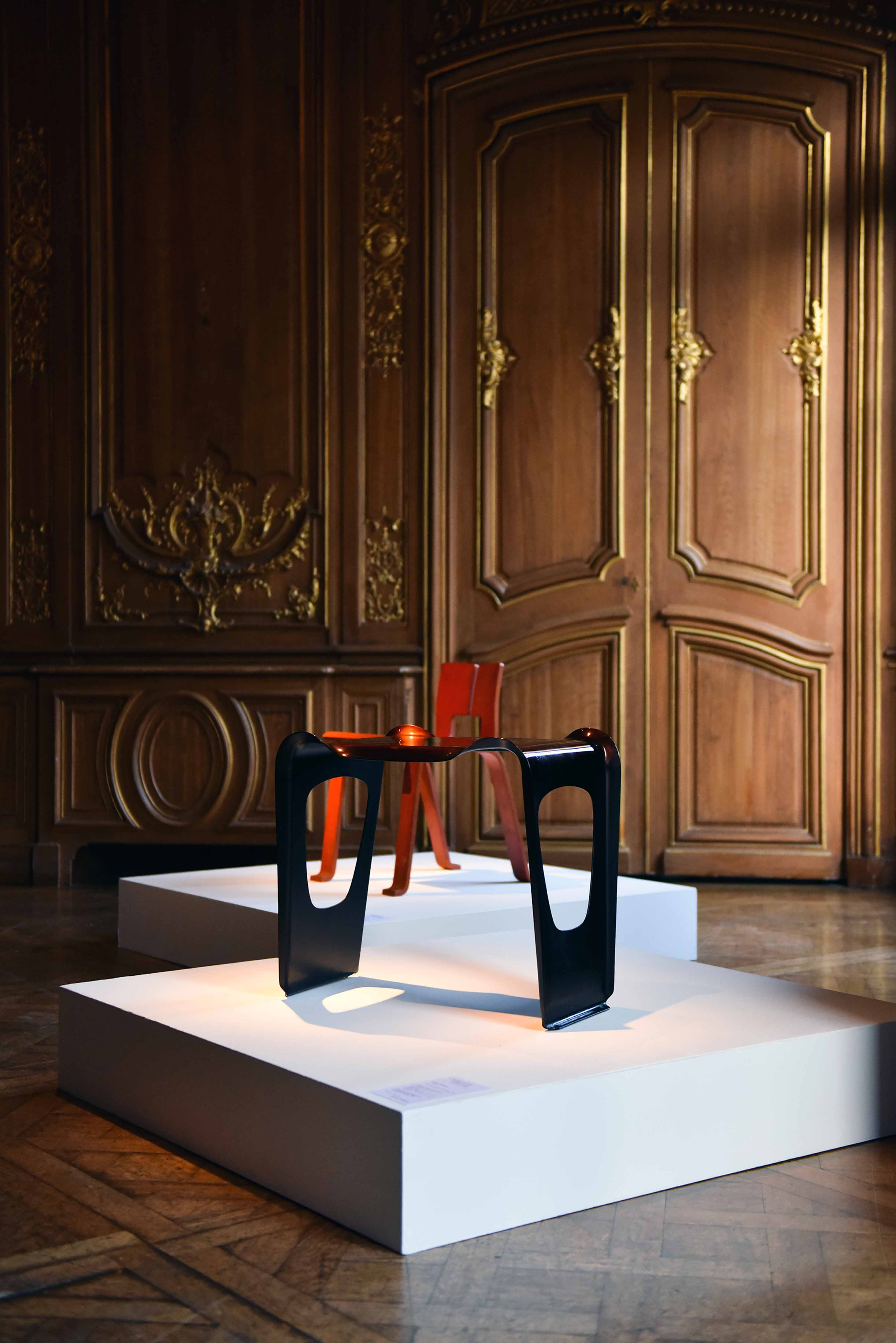 Design, Charlotte for ever, exposition-2- © Artcurial