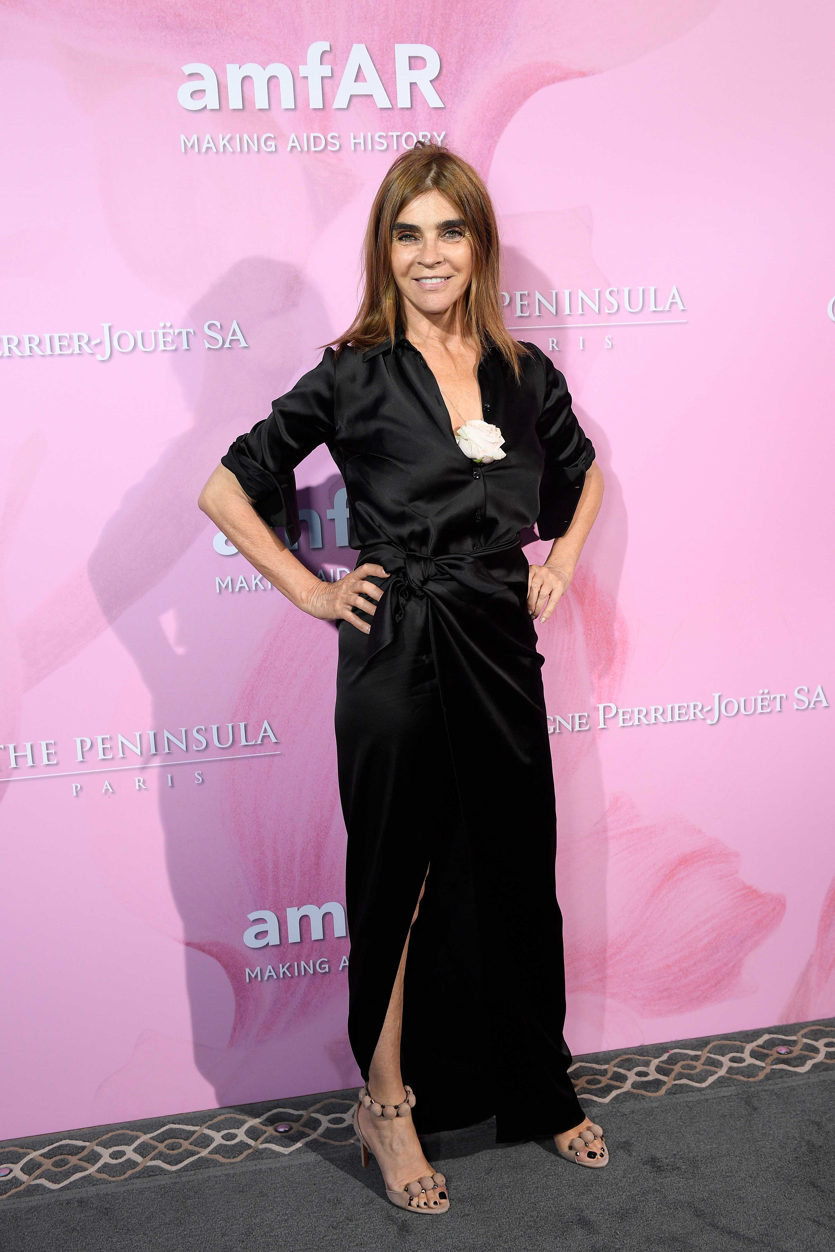 Carine Roitfeld © Getty Images
