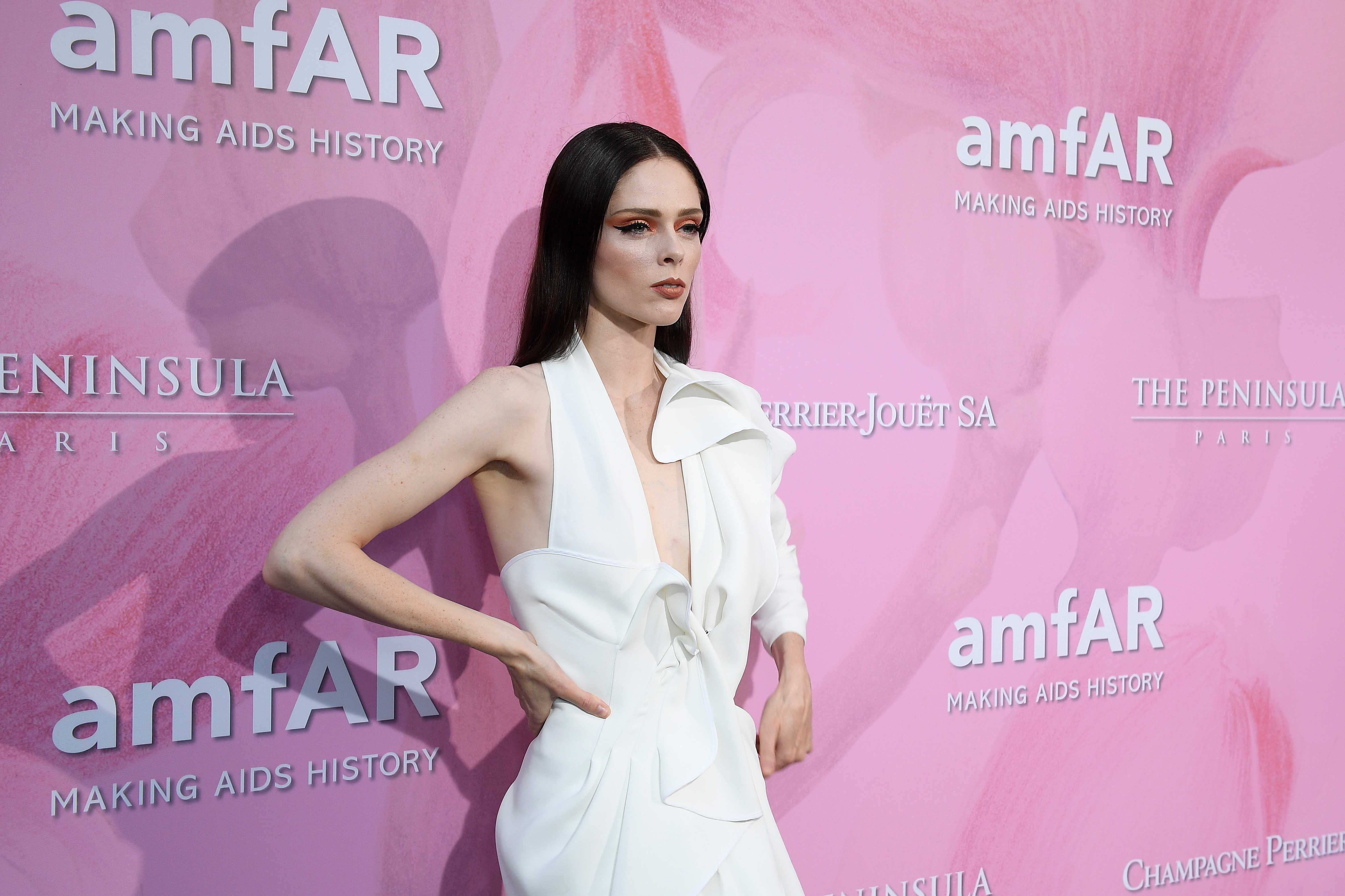 Coco Rocha © Getty Images