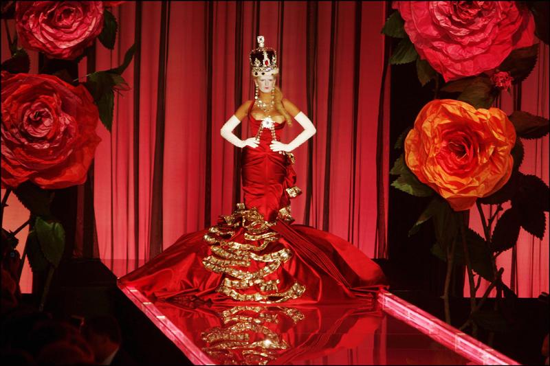 John Galliano pour Christian Dior