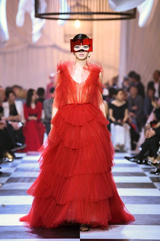 Maria Grazia Chiuri pour Christian Dior