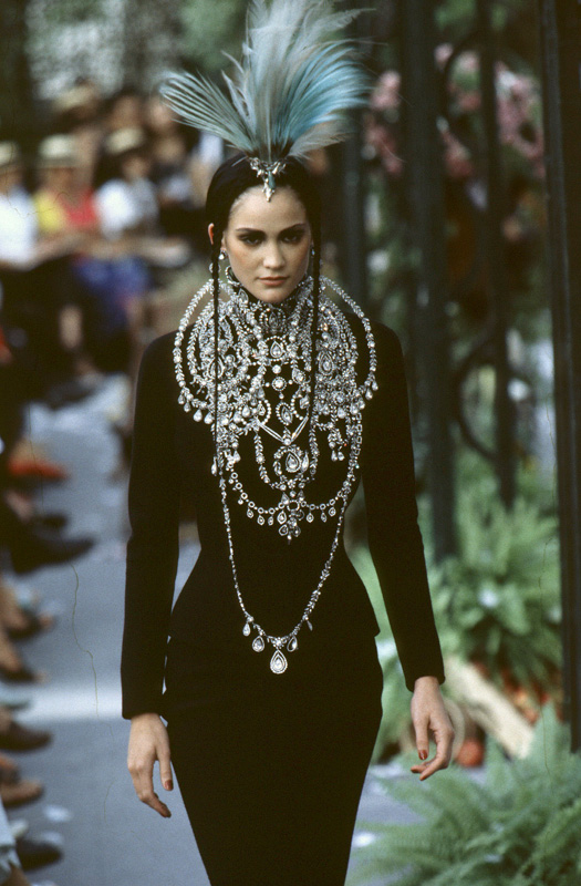 Dior par John Galliano automne-hiver 1997