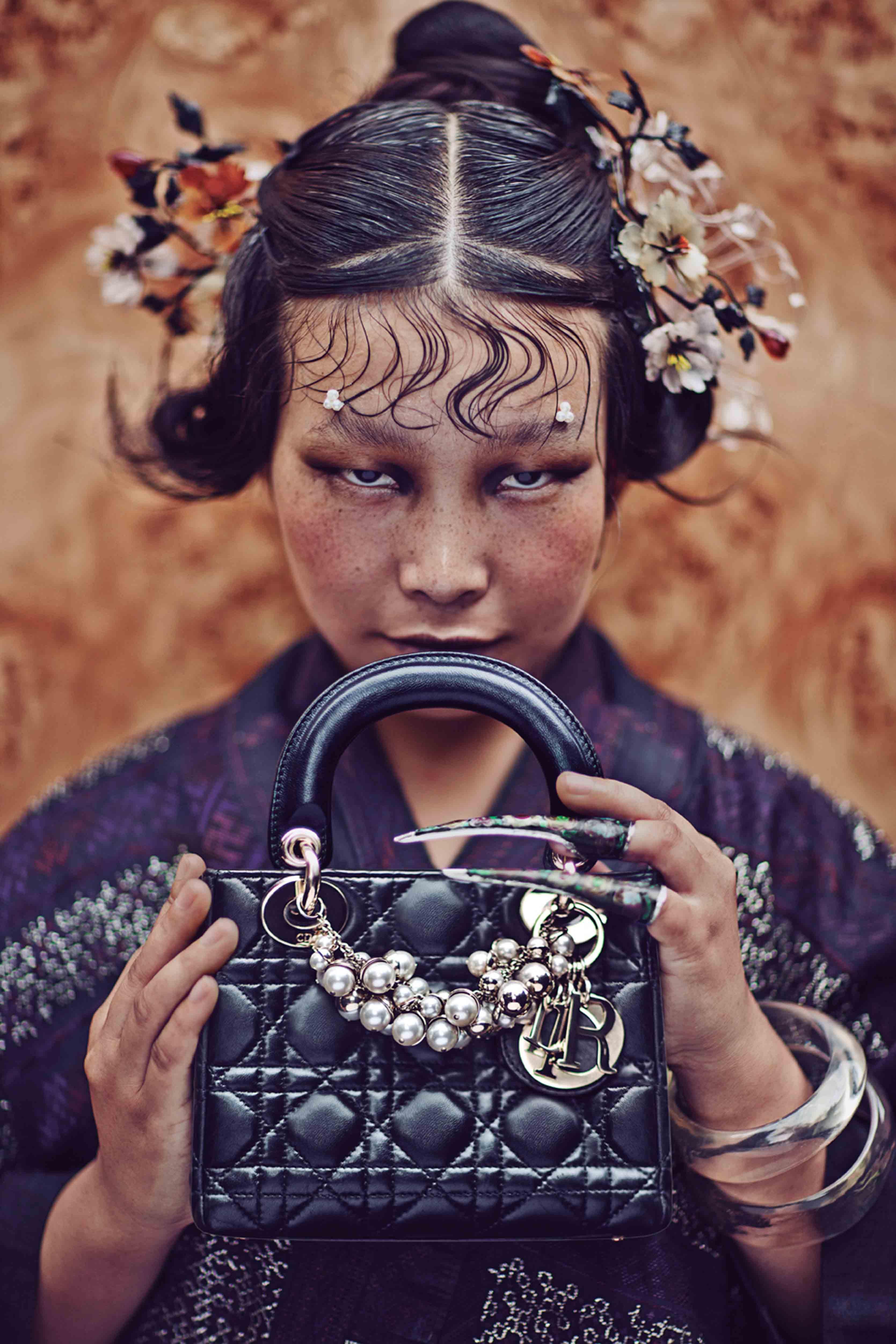Lady Dior as seen by - Art Basel Hong Kong - Chen Man