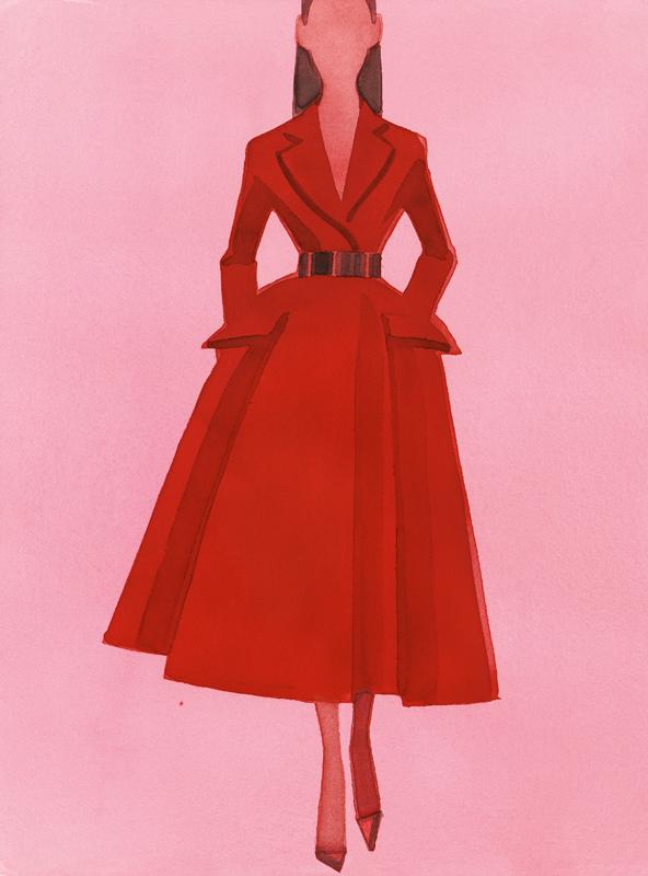 Dior haute couture automne-hiver 2012 par Mats Gustafson