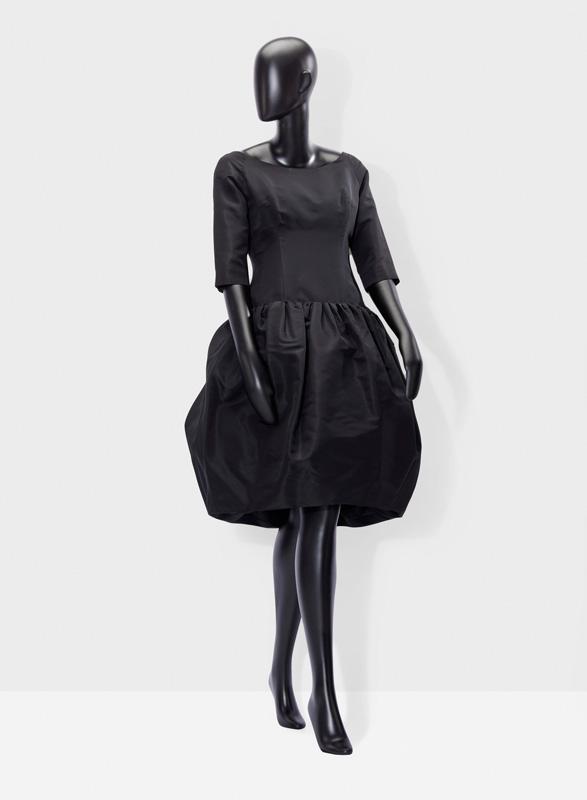 Robe Dior par Yves Saint Laurent 1960