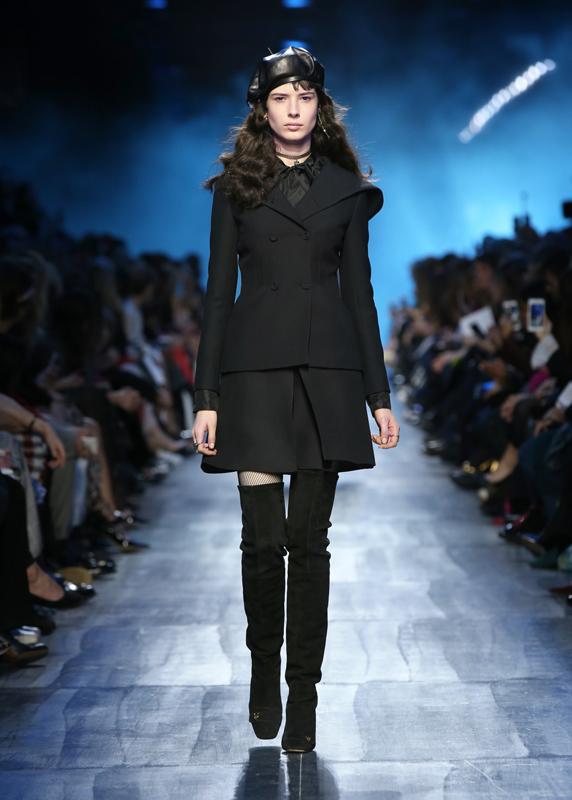 Dior fall-winter 2017-2018 show