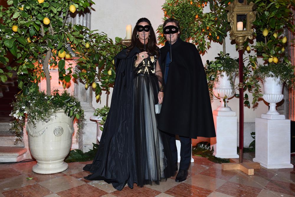 Elisabetta et Pietro Beccari