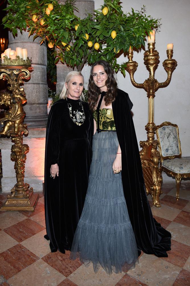 Maria Grazia Chiuri et Rachele Rigini