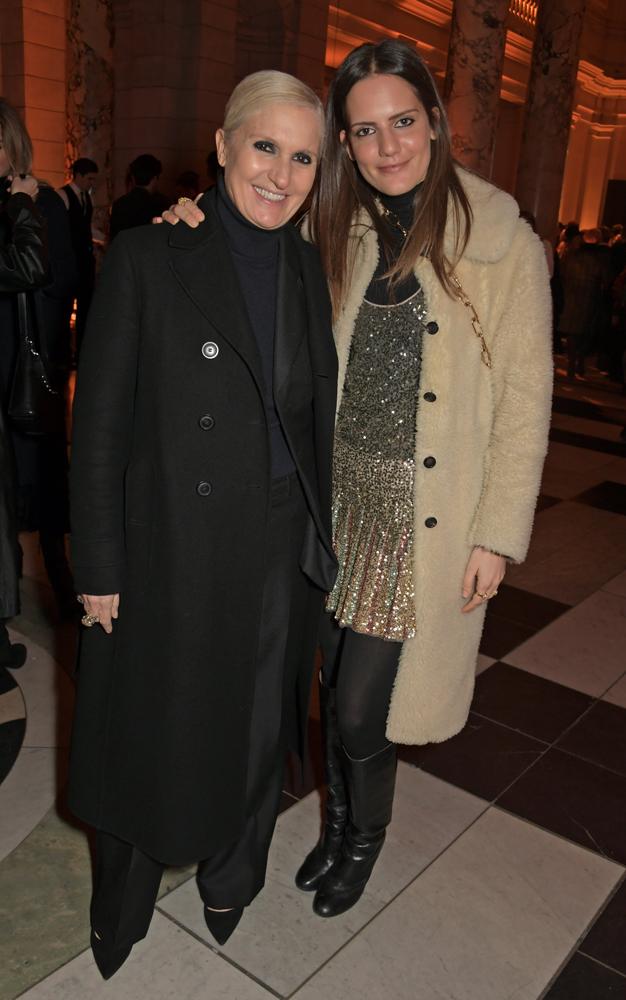 Maria Grazia Chiuri et Rachele Reginijpg