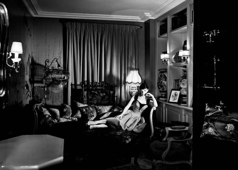 Dita Von Teese, Hotel Particulier, 2010