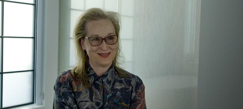 Meryl Streep - courtesy of CreativeChaos omg, Women In Hollywood LLC 2019