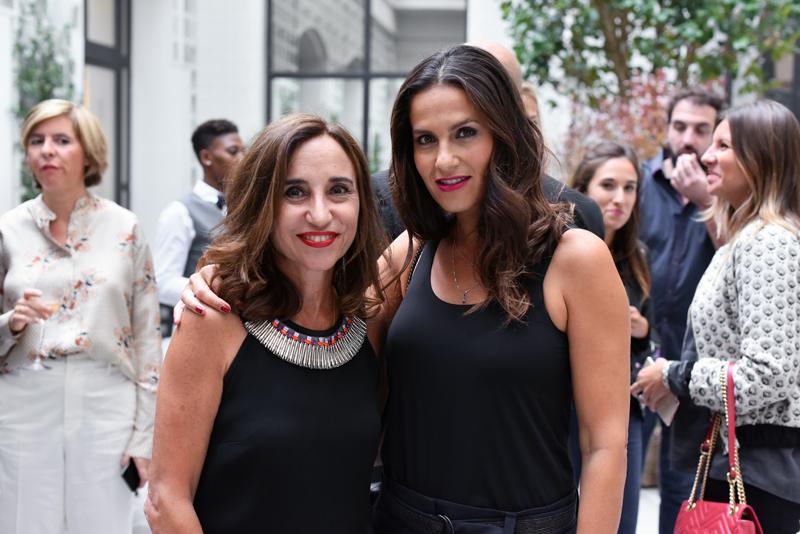 Dominique Le Carou & Elisa Tovati