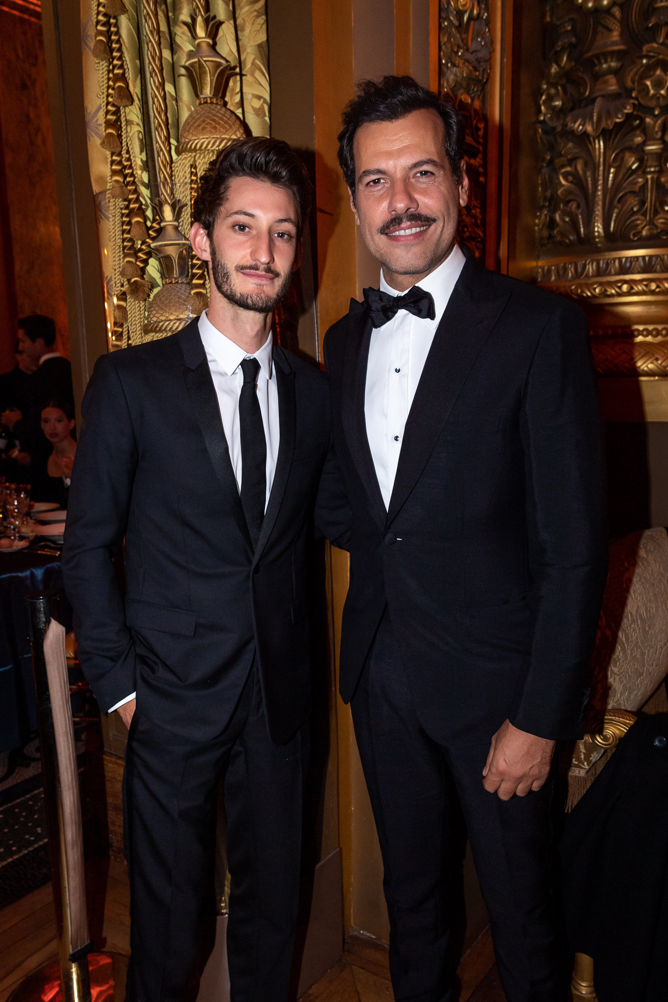 Pierre Niney et Laurent Lafitte