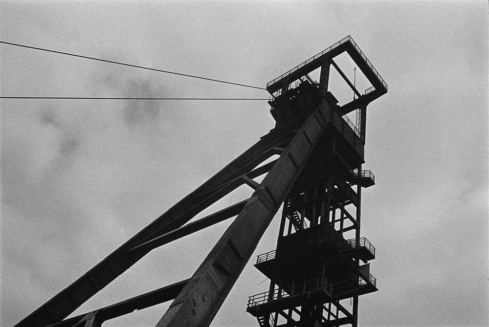 Duisburg, Allemagne, 1984. Peter Lindbergh.