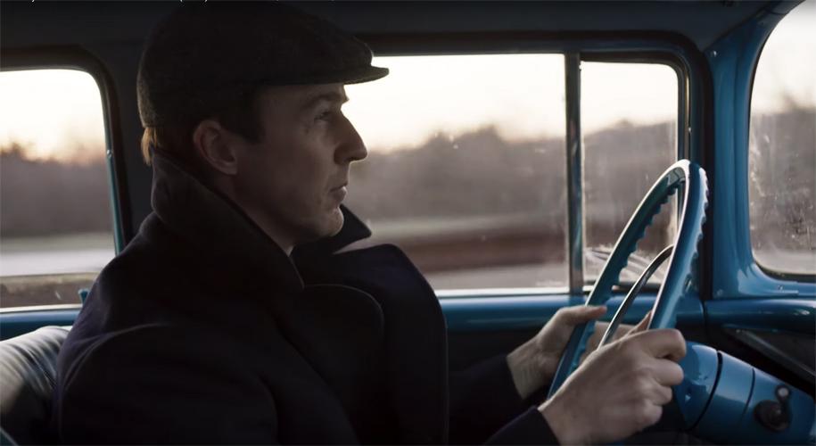 """Edward Norton dans son film """"Brooklyn Affairs"""" (2019)"""
