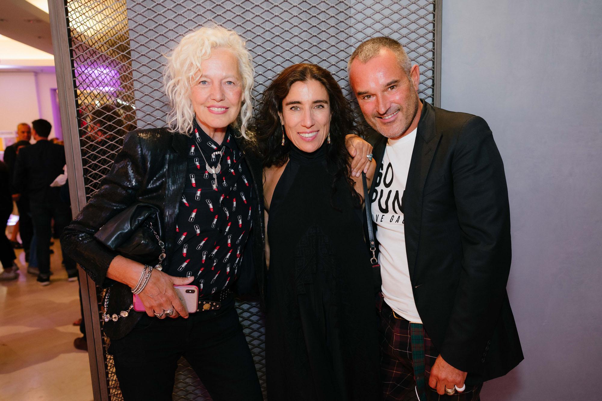 Ellen Von Unwerth, Blanca Li et Frederic Bodenes